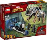 LEGO 76099 Neushoornstrijd bij de Mijn