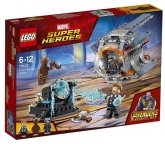 LEGO 76102 The Search for Thor's Weapon