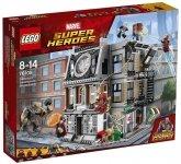 LEGO 76108 Sanctum Sanctorum Duel