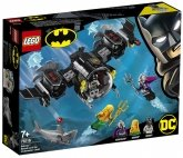 LEGO 76116 Batman Bat Sub and Underwater Clash