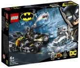 LEGO 76118 Mr. Freeze Het Batcycle Gevecht