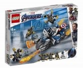 LEGO 76123 Captain America Outriders Attack