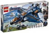 LEGO 76126 Avengers Ultieme Quinjet