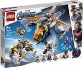 LEGO 76144 Hulk Helikopter Redding