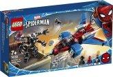 LEGO 76150 Spiderjet VS Venom Mech