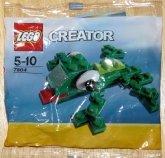 LEGO 7804 Hagedis (Polybag)