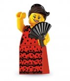 LEGO 882706 Flamenco Danseres