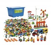 LEGO 9389 Starterset Stedenbouw
