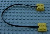 LEGO 9V Electrische Draad 21L