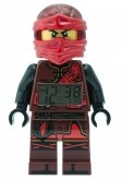 LEGO Alarmklok Jungle Ninja Kai 2017