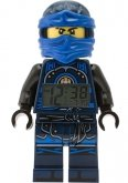 LEGO Alarmklok Jungle Ninja Jay 2017