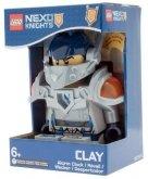 LEGO Alarmklok Nexo Knights Clay