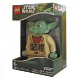 LEGO Digital Clock SW Yoda