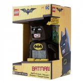 LEGO Alarm Clock The Batman Movie - Batman