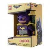 LEGO Alarm Clock The Batman Movie - Batgirl