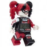 LEGO Alarmklok The Batman Movie - Harley Quinn
