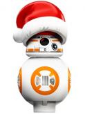 LEGO BB-8 met Kerstmuts (SW874)