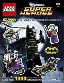 LEGO Batman Ultimate Sticker Collection