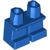 LEGO Benen Kort BLAUW (10 stuks)