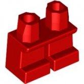 LEGO Benen Kort ROOD (10 stuks)