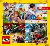 LEGO Catalogus 2018 NL Januari - Juni