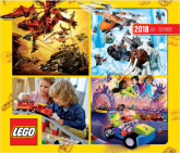 LEGO Catalogus 2018 NL Juli - December
