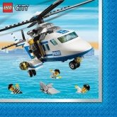LEGO City Servetten