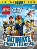 LEGO City Ultimate Sticker Collection 2018