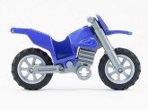 LEGO Crossmotor Blauw