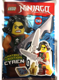 LEGO Cyren de Luchtpiraat (Polybag)