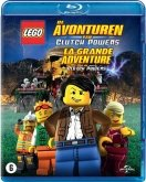 LEGO De Avonturen van Clutch Powers (BLURAY)