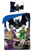 LEGO Dekbedovertrek Super Heroes 2-in-1