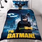 LEGO Dekbedovertrek I'm Batman!