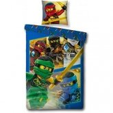 LEGO Dekbedovertrek Ninjago 2in1 Ready