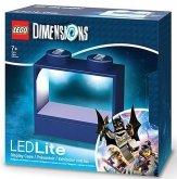 LEGO Dimensions LED Display Case BLAUW