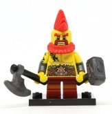 LEGO Dwergstrijder (COL17-10)