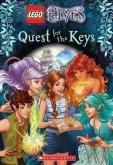 LEGO Elves Quest for the Keys