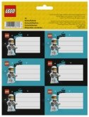 LEGO Labels Spaceman