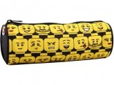 LEGO Pencil Roll Minifigure Heads