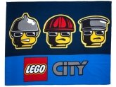 LEGO Fleece Deken City