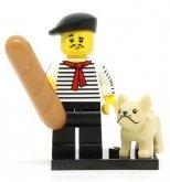 LEGO Franse Fijnproever (COL17-9)