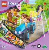 LEGO Friends 2014 (DVD)