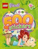 LEGO Friends 500 Stickers