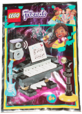 LEGO Friends Andrea's Stage (Polybag)