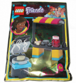 LEGO Friends Andrea's Booth with Waffles (Polybag)