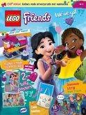LEGO Friends Magazine 2018-2
