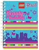 LEGO Friends Mini Pocket Journal Beauty of Building