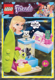 LEGO Friends Strandwinkel (Polybag)