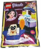 LEGO Friends Dog Hairdresser Salon (Polybag)