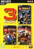 LEGO Games 3 PACK 1 (PC DVD)